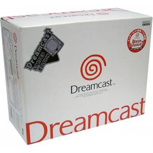 Dreamcast Metallic Silver - D-Direct Limited Edition - En boite [Occasion BE]