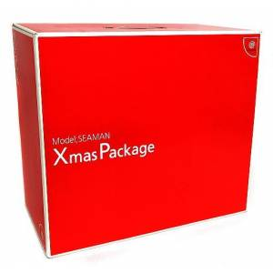 Dreamcast Model Seaman Xmas Package - En boite [Occasion BE]