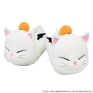 Final Fantasy XIV - Official Moogle Slippers [Goods]