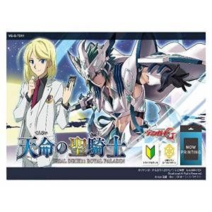 "Cardfight!! Vanguard G - Trial Deck ""Tenmei no Seikishi"" 6 Pack Box [Trading Cards]"