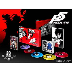 Persona 5 - 20th Anniversary Limited Edition [PS3-Occasion]
