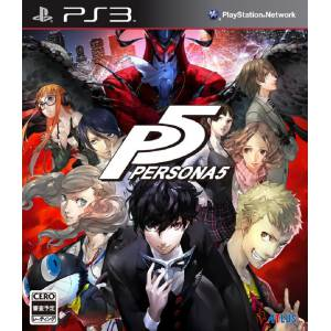 Persona 5 - Standard Edition [PS3-Occasion]