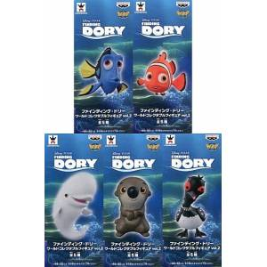 Finding Dory Vol.2 (Full set) [WCF / Banpresto]