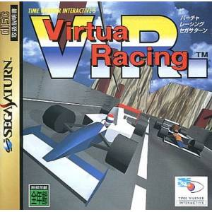 Virtua Racing [SAT - Used Good Condition]