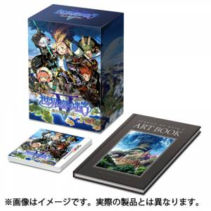 Etrian Odyssey V / Sekaiju no Meikyuu V Nagaki Shinwa no Hate - Collector's Pack [3DS-Occasion]