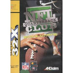 NFL Quarterback Club '95 [32X - occasion BE]