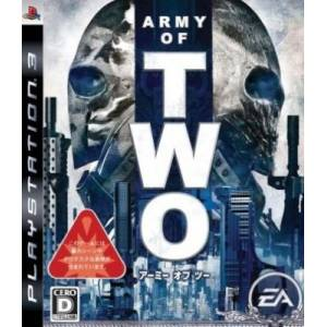 Army Of Two [PS3 - Used Good Condition]