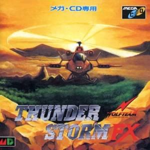 Thunder Storm FX / Cobra Command [MCD - Used Good Condition]