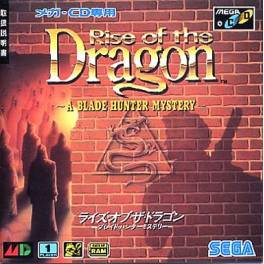 Rise of the Dragon - A Blade Hunter Mystery [MCD - Used Good Condition]