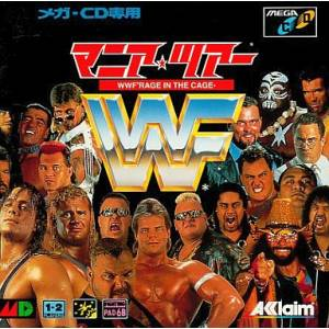 WWF Mania Tour / WWF Rage in the Cage [MCD - Used Good Condition]