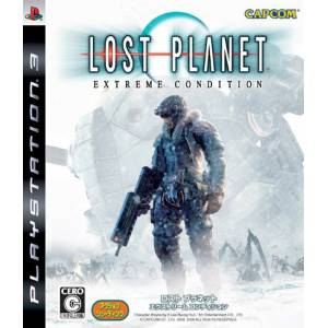 Lost Planet - Extreme Condition [PS3 - Used Good Condition]