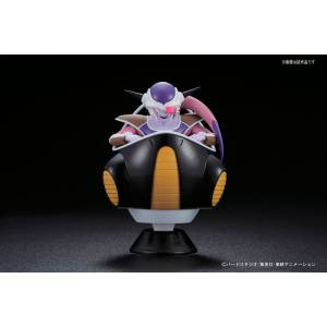 Dragon Ball Z - Frieza's Small Pod Plastic Model [Figure-rise Mechanics]