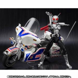 Masked Rider Super-1 & V-Machine SET LIMITED EDITION [S.H. Figuarts]
