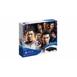PlayStation 4 SLIM 500 GB - Ryu Ga Gotoku 6 / Yakuza 6 Starter Limited Pack [PS4 - brand new]