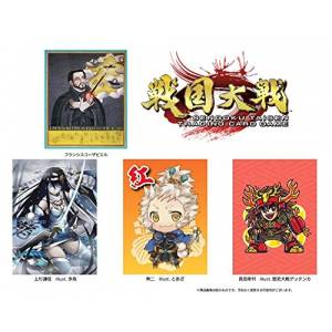Sengoku Taisen Trading Card game - Kassen Pack -Eiyou Eiga- 30 Pack BOX [Trading Cards]