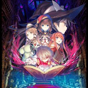 Dungeon Travelers 2-2: The Maiden Who Fell into Darkness and the Book of Beginnings - Std Edition [PSVita]