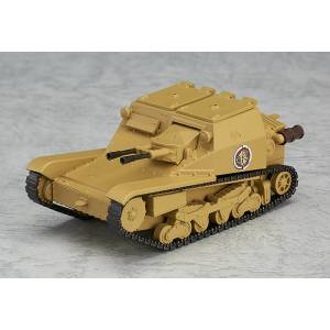 Girls und Panzer der Film - Carro Veloce CV-33 (L3/33) [Nendoroid More]