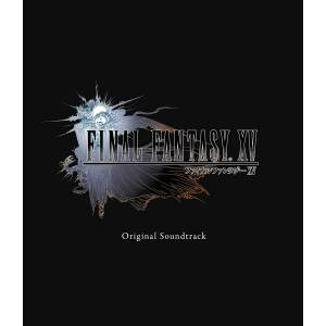FINAL FANTASY XV Original Soundtrack Standard Edition (Blu-ray Disc) [OST]