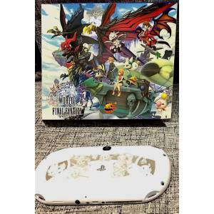 PlayStation Vita Glacier White World of Final Fantasy Primero Limited EDITION [new]