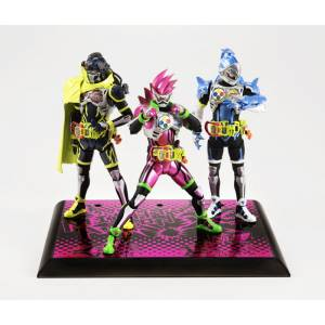 Kamen Rider Ex-Aid: Mighty Action X Beginning Set [SH Figuarts]