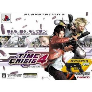 Time Crisis 4 + Guncon 3 [PS3 - Used Good Condition]