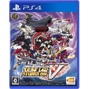 Super Robot Wars V - Standard Edition [PS4]