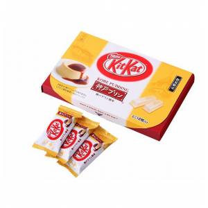 Kit Kat - Kobe Pudding [Food & Snacks]