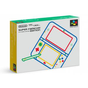 New Nintendo 3DS LL (XL) - Super Famicom Limited Edition [Occasion]