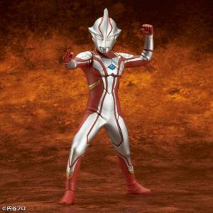 Large Monsters Series - ULTRA NEW GENERATION Ultraman Mebius emission Ver. [Bandai Premium Limited Edition]