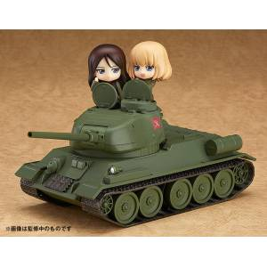 Girls und Panzer der Film - T-34/85 [Nendoroid More]