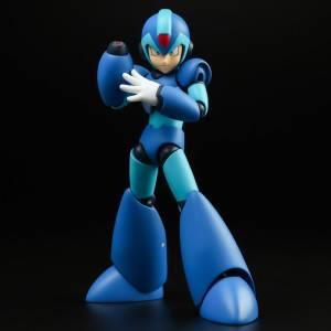 Mega Man / Rockman Series - Mega Man X [4 Inch Nel]