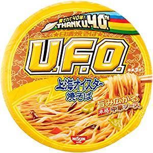 Yakisoba U.F.O Shanghai Oyster [Food & Snacks]