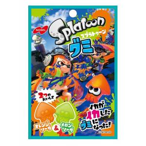 Splatoon Gummy [Food & Snacks]