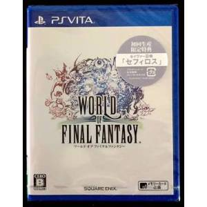 World of Final Fantasy - Standard Edition [PSVita-Used]