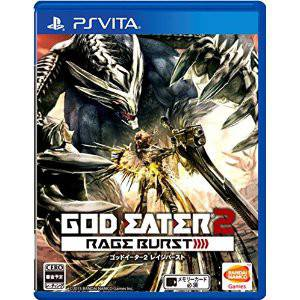God Eater 2 Rage burst - standard edition [PSVita-used]