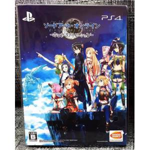 Sword Art Online: Hollow Realization - Limited edition [PS4-Occsion]