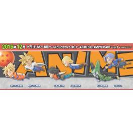 Dragon Ball Super ANIME 30th ANNIVERSARY (Vol.3 Full set) [WCF / Banpresto]