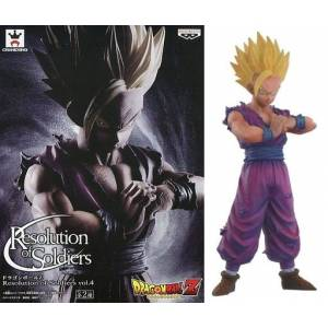 Dragon Ball Z - Songohan (SSJ2) -Resolution of Soldiers vol.4- [Banpresto]