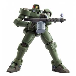 Gundam Wing - Leo Moss Green [Robot Damashii Side MS]