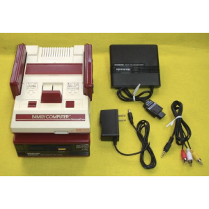 Famicom 1st Model AV Compatible [used good condition - no package]
