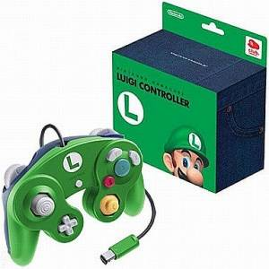 Game Cube Controller - Luigi [NGC - used good condition]