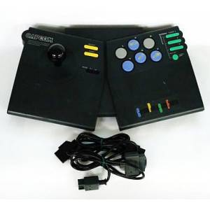 Capcom Power Stick Fighter [SFC - occasion BE / loose]