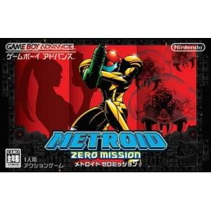 Metroid Zero Mission [GBA - Used Good Condition]