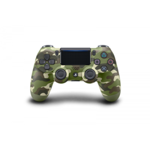 NEW DualShock 4 Green Camouflage (CUH-ZCT2J16) [Sony]