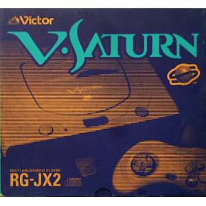 V-Saturn Model RG-JX2 [Used Good Condition - with Box]