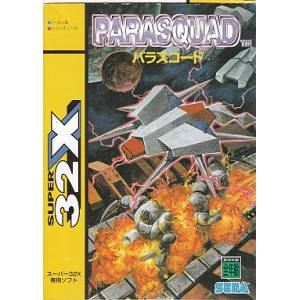 Parasquad [32X - Used Good Condition]