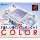 Neo Geo Pocket Color Crystal [Used]