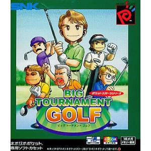 Big Tournament Golf [NGPC - Occasion BE]