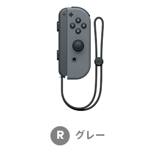 Nintendo Switch Joy-Con (R) Grey [Switch]