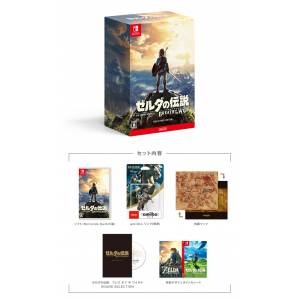 Zelda no Densetsu - Breath of the Wild (Collector's Edition) [Switch]